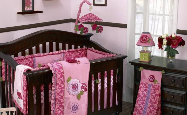 Baby Girl Crib Bedding Sets Your Little Angel