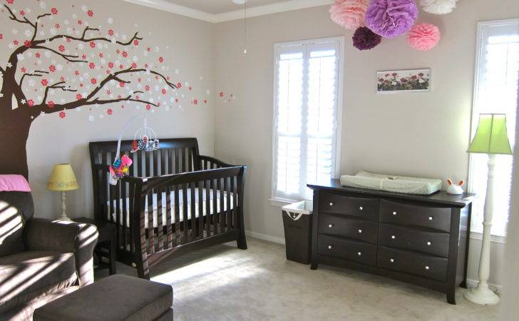 Baby Girl Simple Neutral Nursery Project