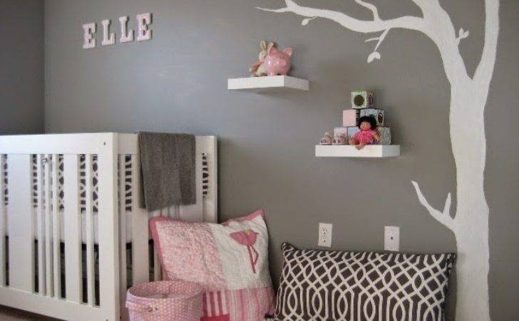 Baby Nursery Wall Paint Color Ideas
