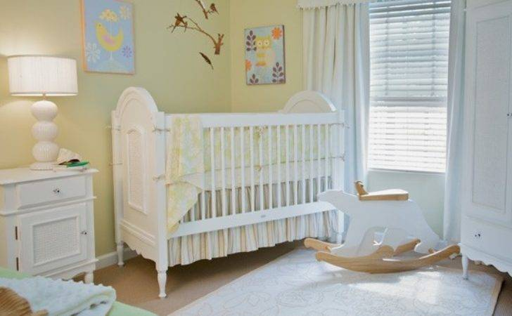 Baby Room Neutral Colors Ideas Interior