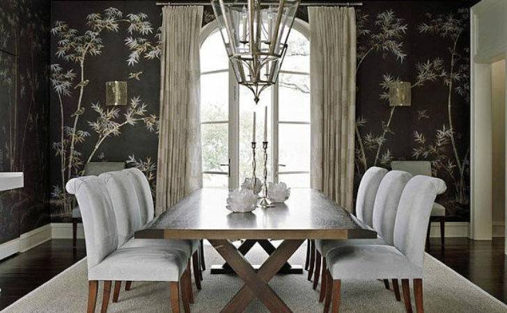 Bamboo Dining Room Decoist