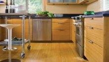 Bamboo Flooring Kitchen Environmentally Friendly
