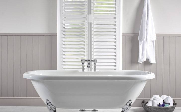 Bath Tubs Abingdon Double Ended Roll Top