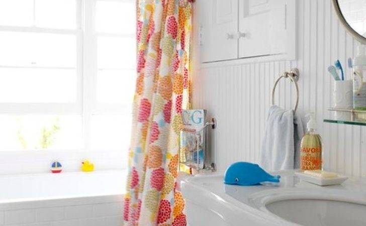 Bathroom Curtain Ideas All Tastes Styles