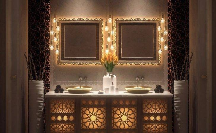 Bathroom Decorating Ideas Moroccan Style Lovers
