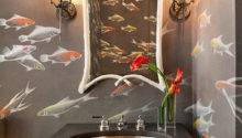 Bathroom Koi Fish Gournay