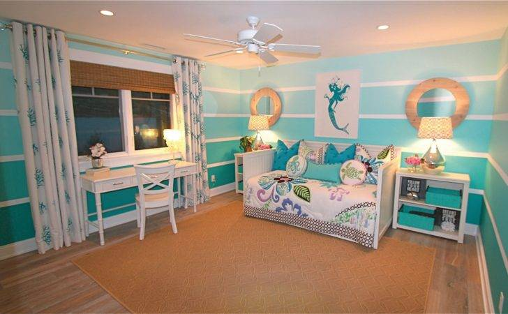Beach Themed Bedroom Better Sleeping Quality