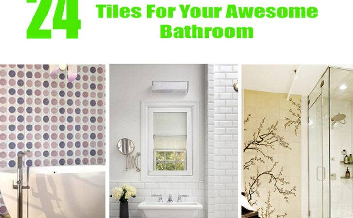 Beautiful Bathroom Wall Tiles Your Awesome