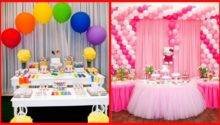 Beautiful Birthday Decoration Ideas Awesome Youtube