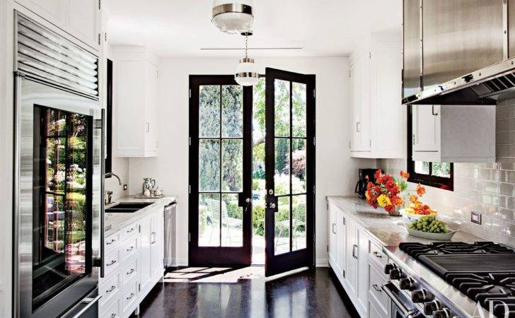 Beautiful Black White Kitchens Archives