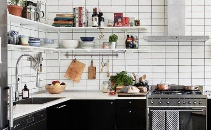 Beautiful Black White Kitchens Lauren Makk