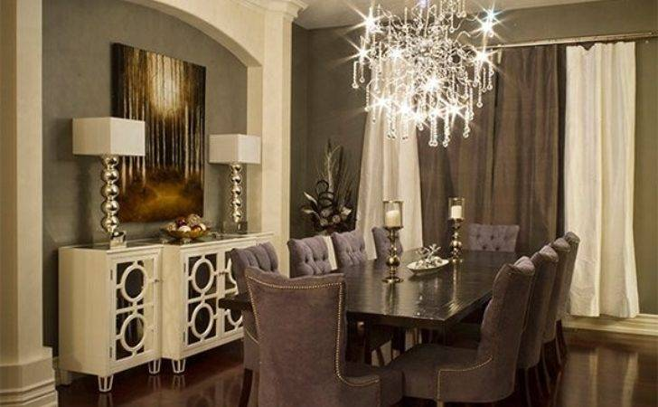 Beautiful Dining Rooms Velvet Chairs