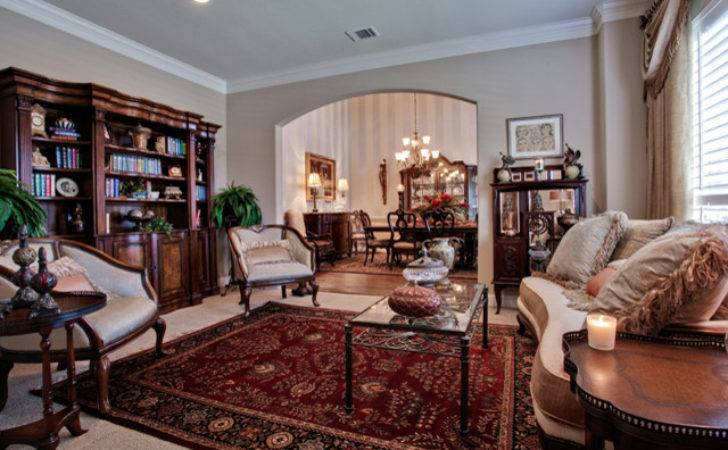 Beautiful Formal Living Room Traditional