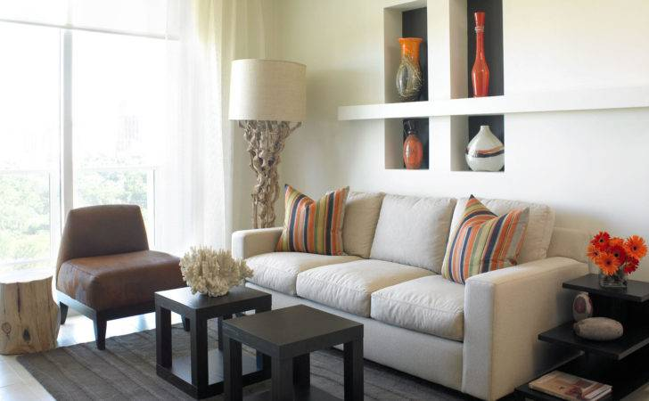 Beautiful Furniture Small Spaces Living Room
