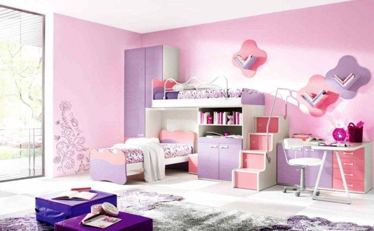 Beautiful Girls Bedroom Sets House Design Office