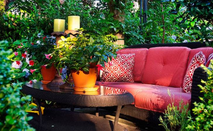 Beautiful Home Gardens Totally Outshine Our Window