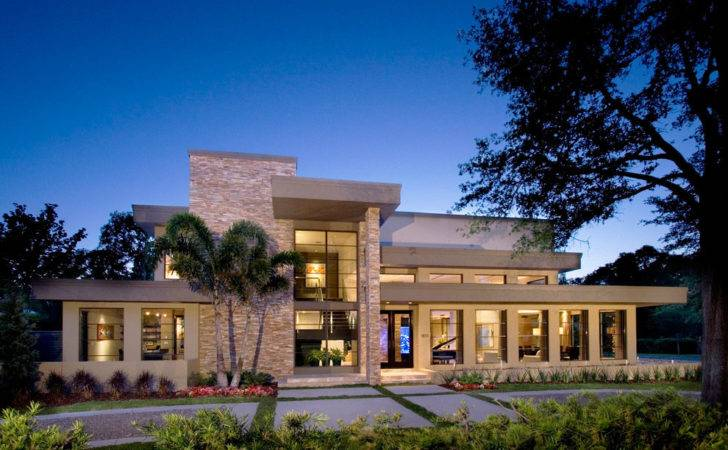 Beautiful Home Mix Modern Traditional