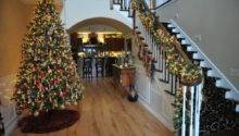 Beautiful Homes Decorated Christmas