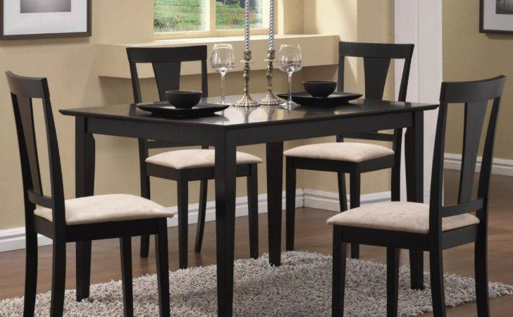 Beautiful Ideal Dining Table Small Space Light
