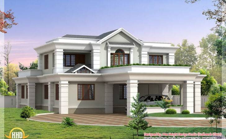 Beautiful Indian House Elevations Home Decor