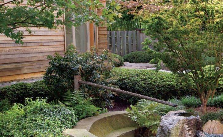 Beautiful Japanese Garden Designs Small Spaces