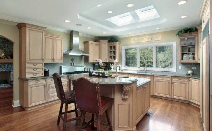 Beautiful Kitchens Skylights