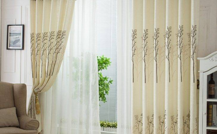 Beautiful Living Room Curtain Ideas Designoursign
