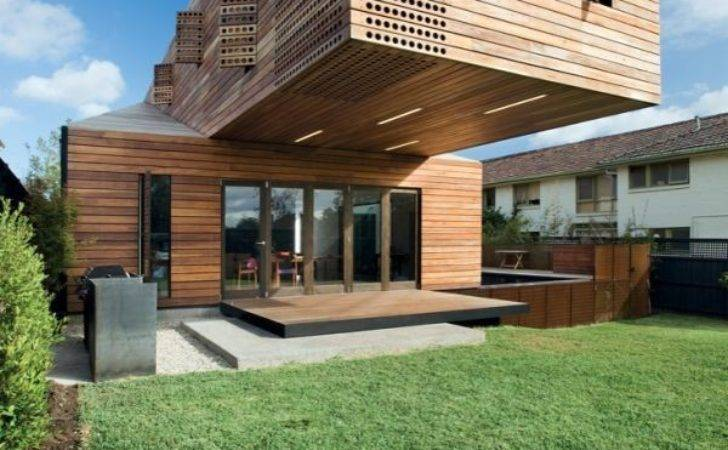 Beautiful Modern Cantilevered Buildings All