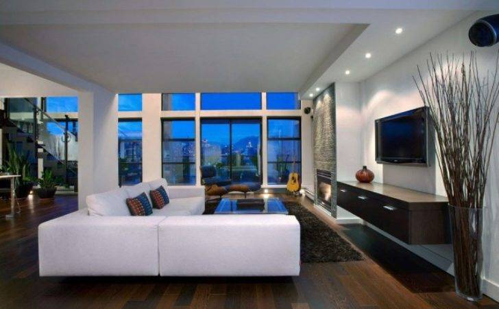 Beautiful Modern Living Room Interior Design Examples