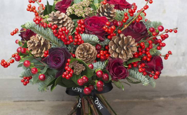 Beautiful New Christmas Collection Bouquets