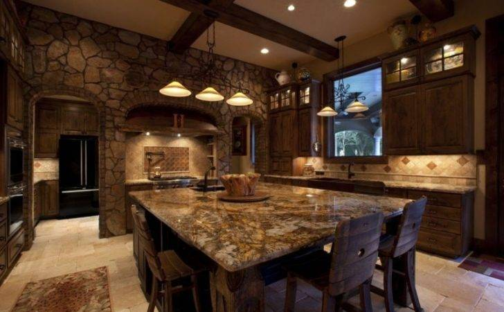 Beautiful Rustic Kitchen Designs
