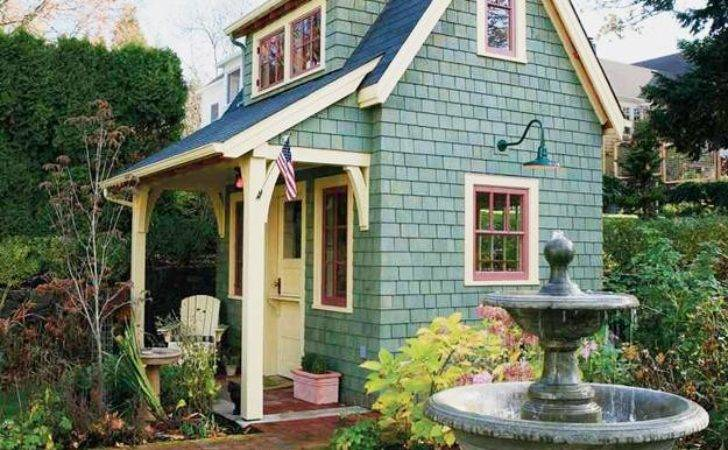 Beautiful Small Houses Gardens Pixshark