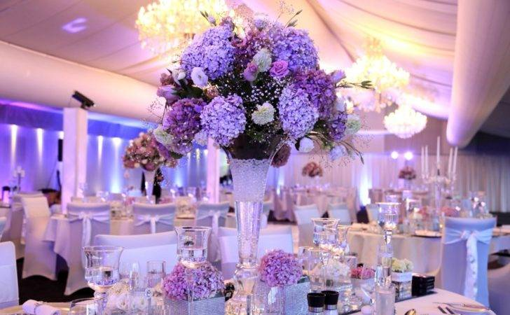 Beautiful Table Decoration Wedding Decorations