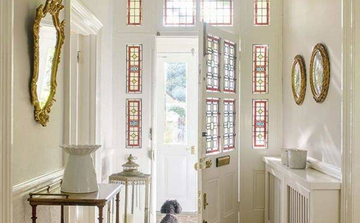 Beautiful Ways Decorate Hallway Period Living