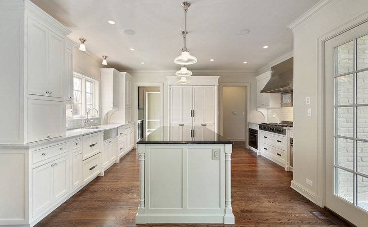 Beautiful White Luxury Kitchen Designs