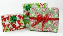Beautifully Wrapped Christmas Gifts Pixshark