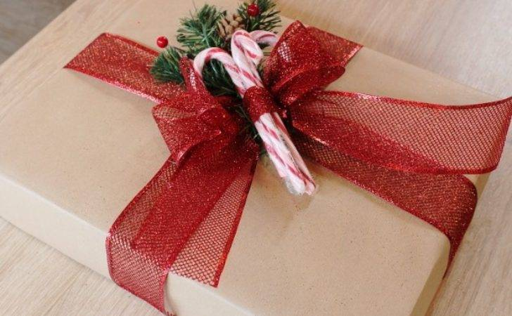 Beautifully Wrapped Christmas Presents Pixshark