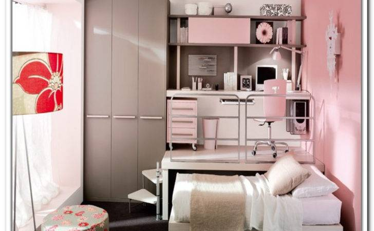 Bedroom Astounding Small Themes Girls Storage