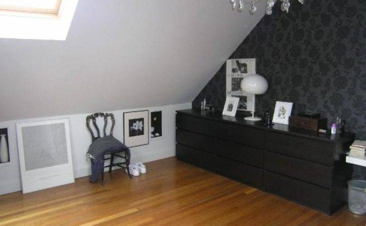 Bedroom Feature Wall Architecture
