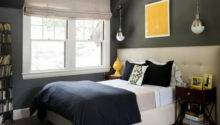 Bedroom Gray Color Schemes Painting