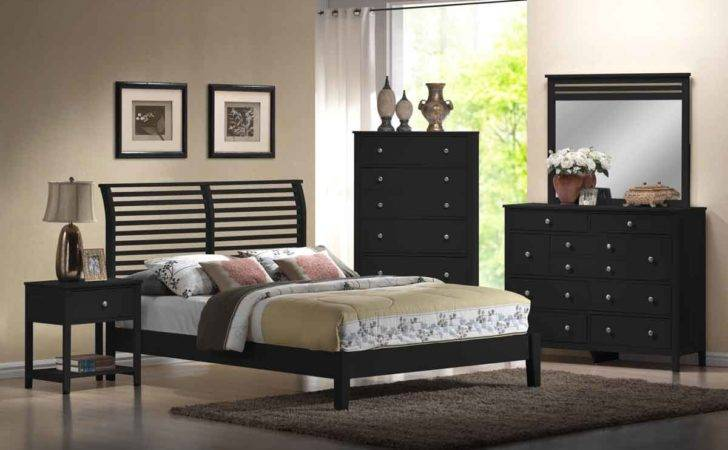 Bedroom Ideas Black Furniture House Decorating