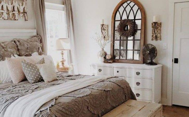 Bedroom Inspiring Rustic Country Decorating