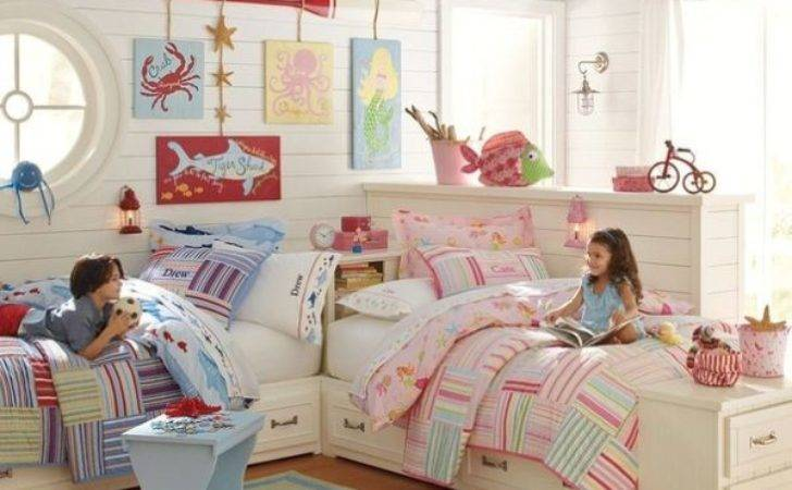 Bedroom Interior Design Ideas Two Kids