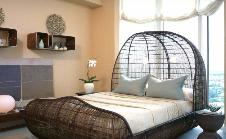 Bedroom Marvin Bay Window Equipped Cool Ideas