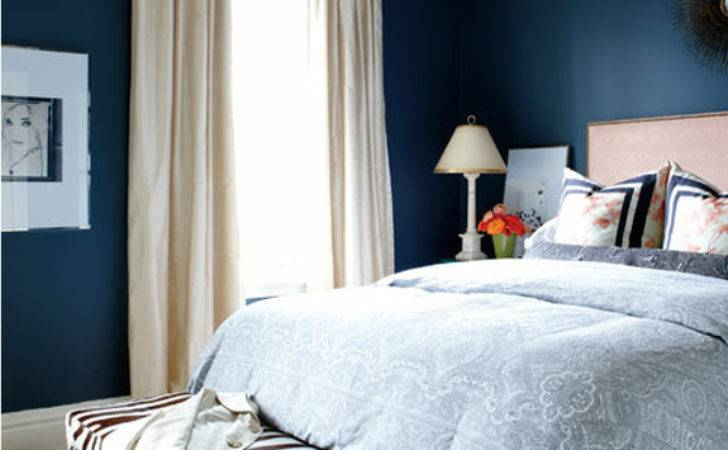 Bedroom Navy Blue Walls Best Cars Reviews