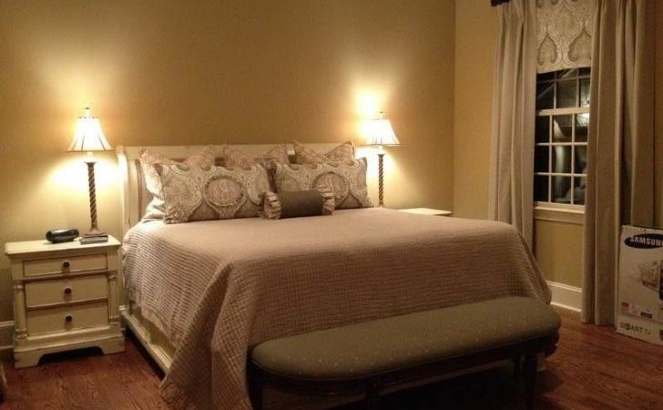 Bedroom Neutral Paint Colors Wall