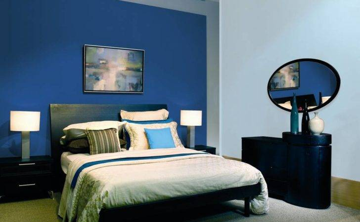 Bedroom New Combination Color Ideas