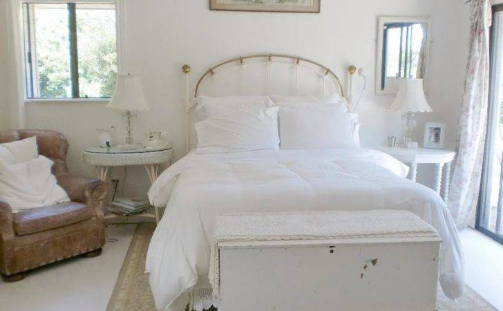 Bedroom Simple White Shabby Chic