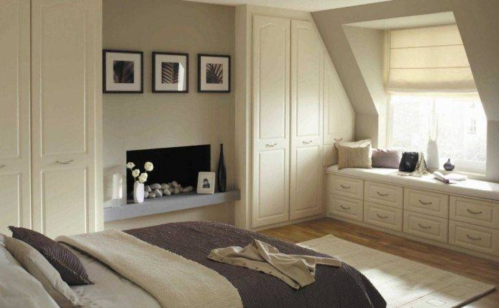 Bedroom Space Furniture Storage Solutions