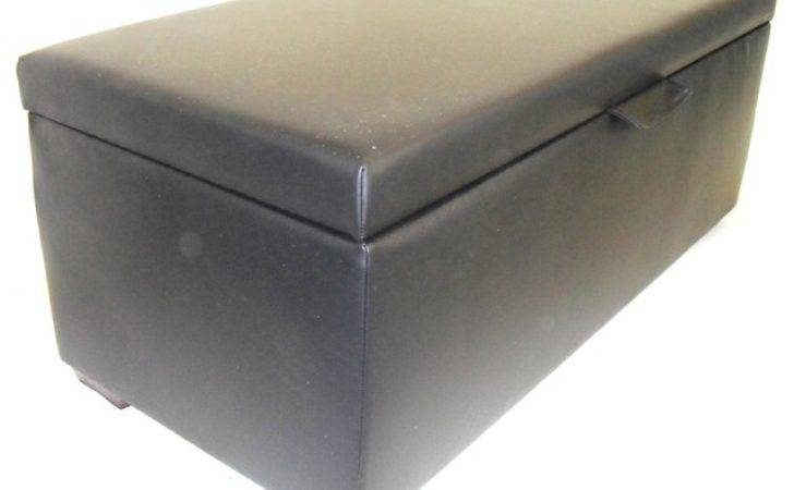 Bedroom Storage Ottomans Contemporary Boxes